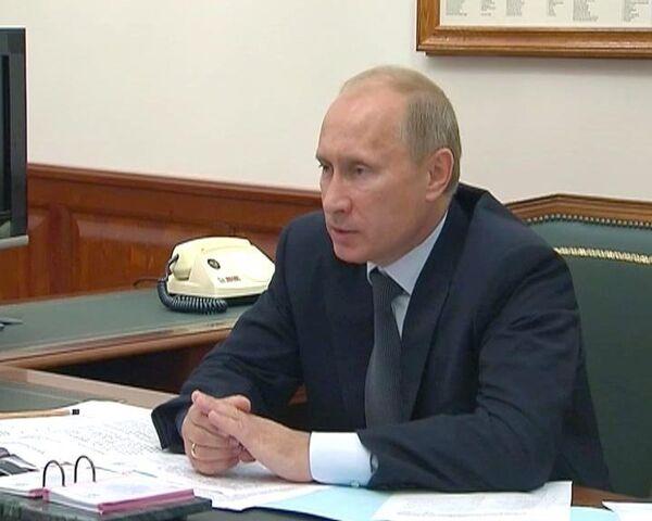 Авария на Распадской будет расследована до полной ясности – Путин