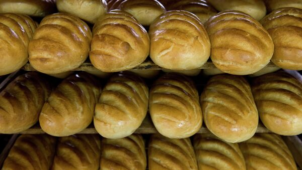 Хлеб. Архив