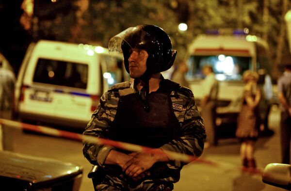 Нападение на милицейский патруль произошло на юго-западе Москвы
