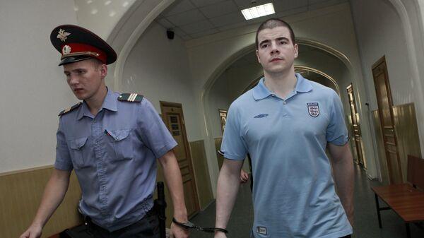 Заседание Басманного суда по делу Никиты Тихонова