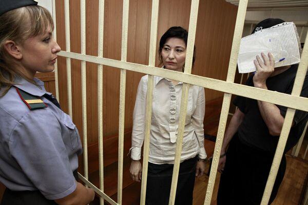 Оглашение приговора З. Датаевой и М. Горчханову