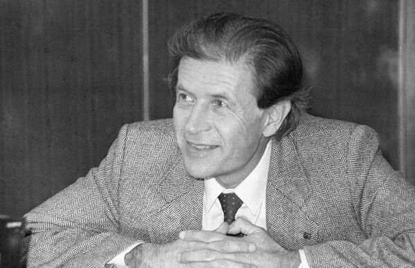 Александр Гранберг. Архив