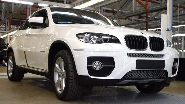 Внедорожник BMW Х6. Архив