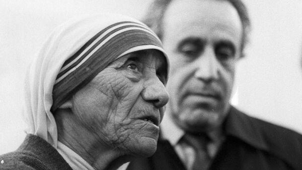 Мать Тереза. Архив