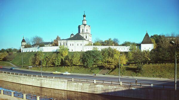 Андроников Спаса Нерукотворного мужской монастырь