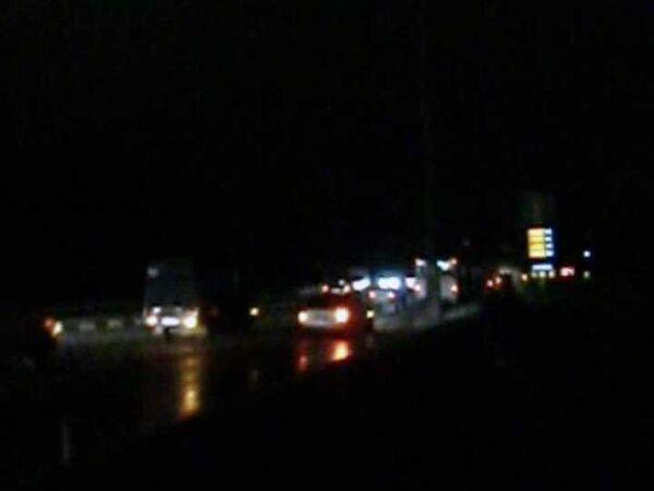 Столичный район Бирюлево-Восточное погрузился во мрак