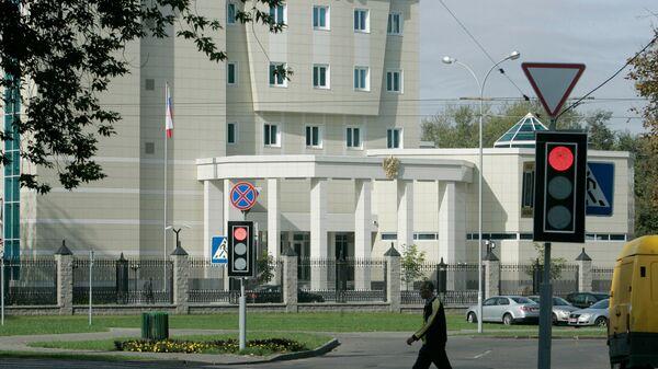 Посольство Российской Федерации в Республике Беларусь. Архивное фото