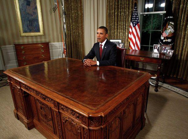 Барак Обама выступил с обращением к нации, в котором сообщил о прекращении активной стадии военной операции в Ираке