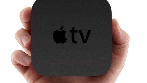 Телевизионная приставка Apple TV