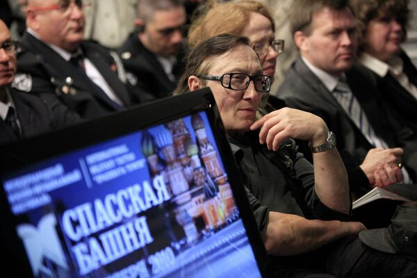 Пресс-конференция на тему: Международный военно-музыкальный фестиваль Спасская башня.