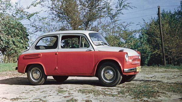 Автомобиль ЗАЗ-965 Запорожец