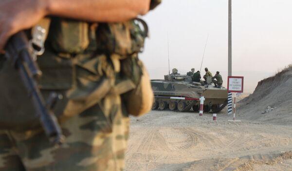 На полигоне близ Буйнакска произошел теракт