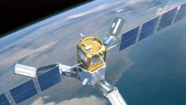 С космодрома Плесецк запущены два военных спутника и аппарат Гонец-М. Архивное фото
