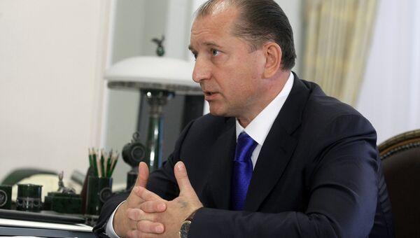 Владимир Артяков. Архивное фото