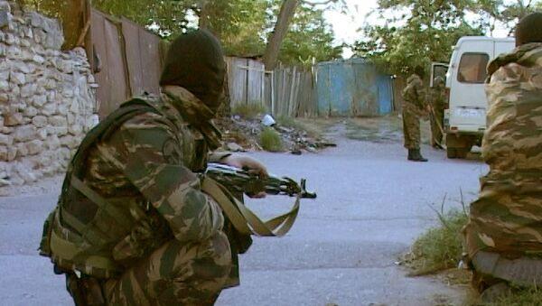 Восемь боевиков уничтожены в Дагестане. Архив