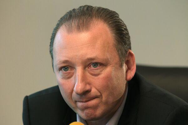 Глава холдинга Инком-авто Дмитрий Козловский