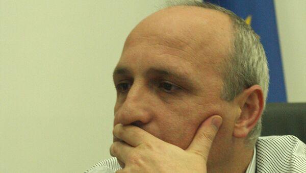 Глава МВД Грузии Вано Мерабишвили