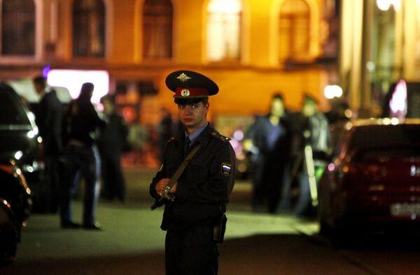 Покушение на предполагаемого криминального авторитета Аслана Усояна (Дед Хасан) в центре Москвы