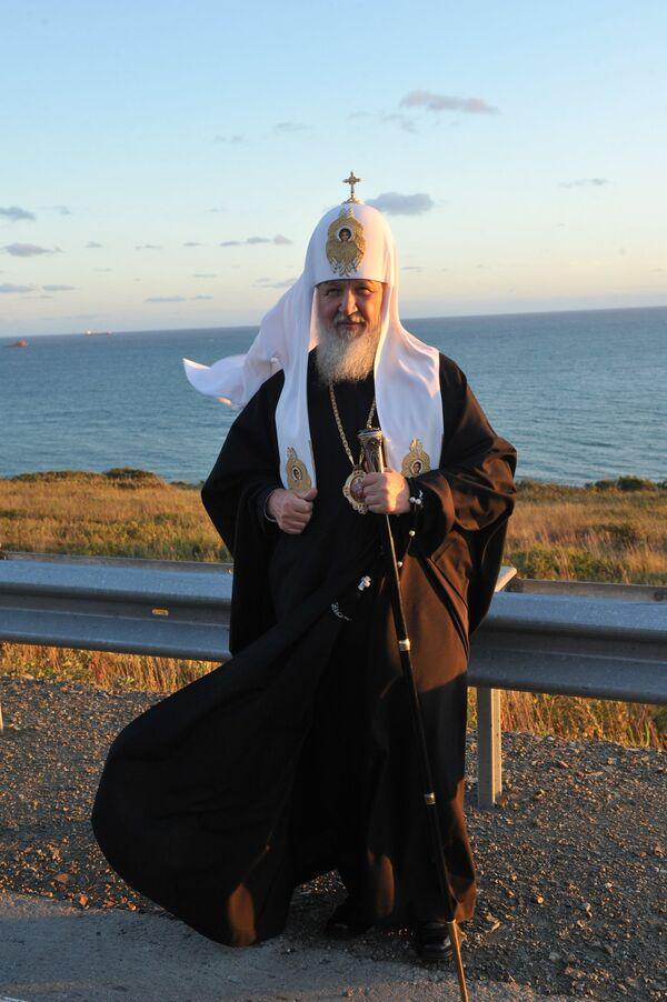 Визит Патриарха Кирилла на Дальний Восток
