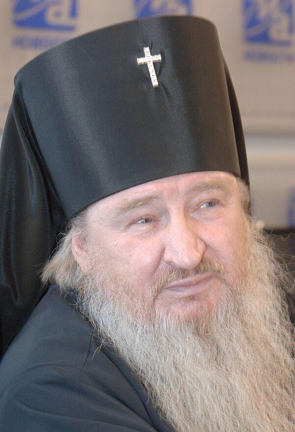 Архиепископ Ставропольский и Владикавказский Феофан. Архив
