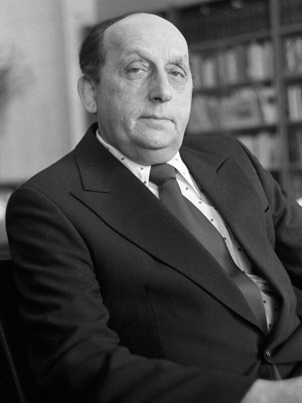 Георгий Арбатов. Архив