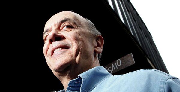 Кандидат в президенты Бразилии Жозе Серра