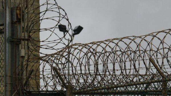 Тюрьма в Гуантанамо. Архив