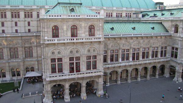Здание Венской государственной оперы. Архивное фото