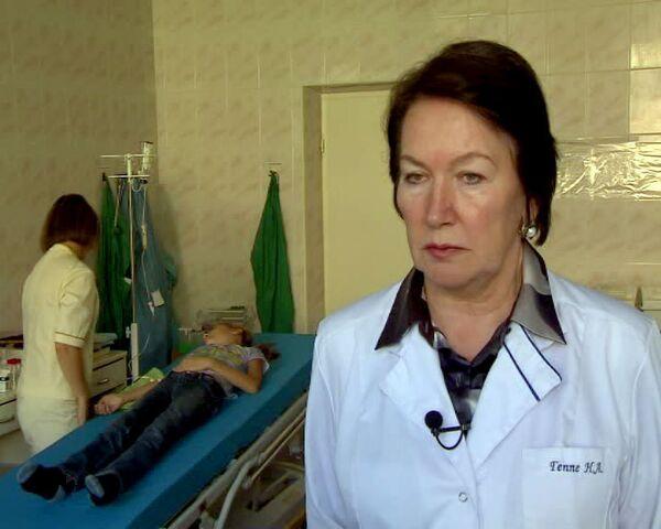Эксперт: артритом может заболеть даже двухлетний ребенок