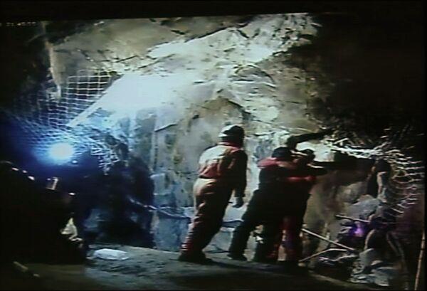 Завершающий этап операции по спасению чилийских шахтеров