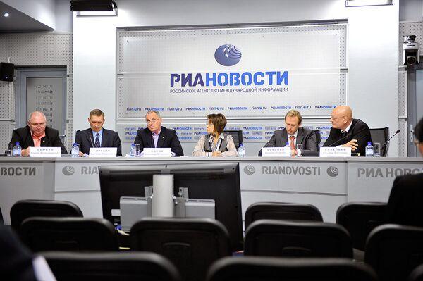 Пресс-конференция на тему Конфликт сахалинских рыбаков с управлением по рыболовству