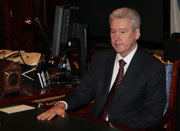 Руководитель администрации президента РФ Сергей Собянин