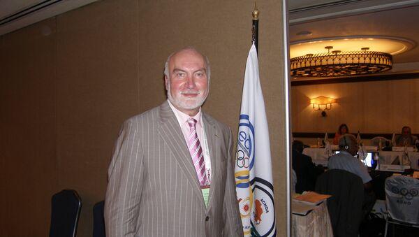 Вице-президент Европейского олимпийского комитета Александр Козловский, архивное фото