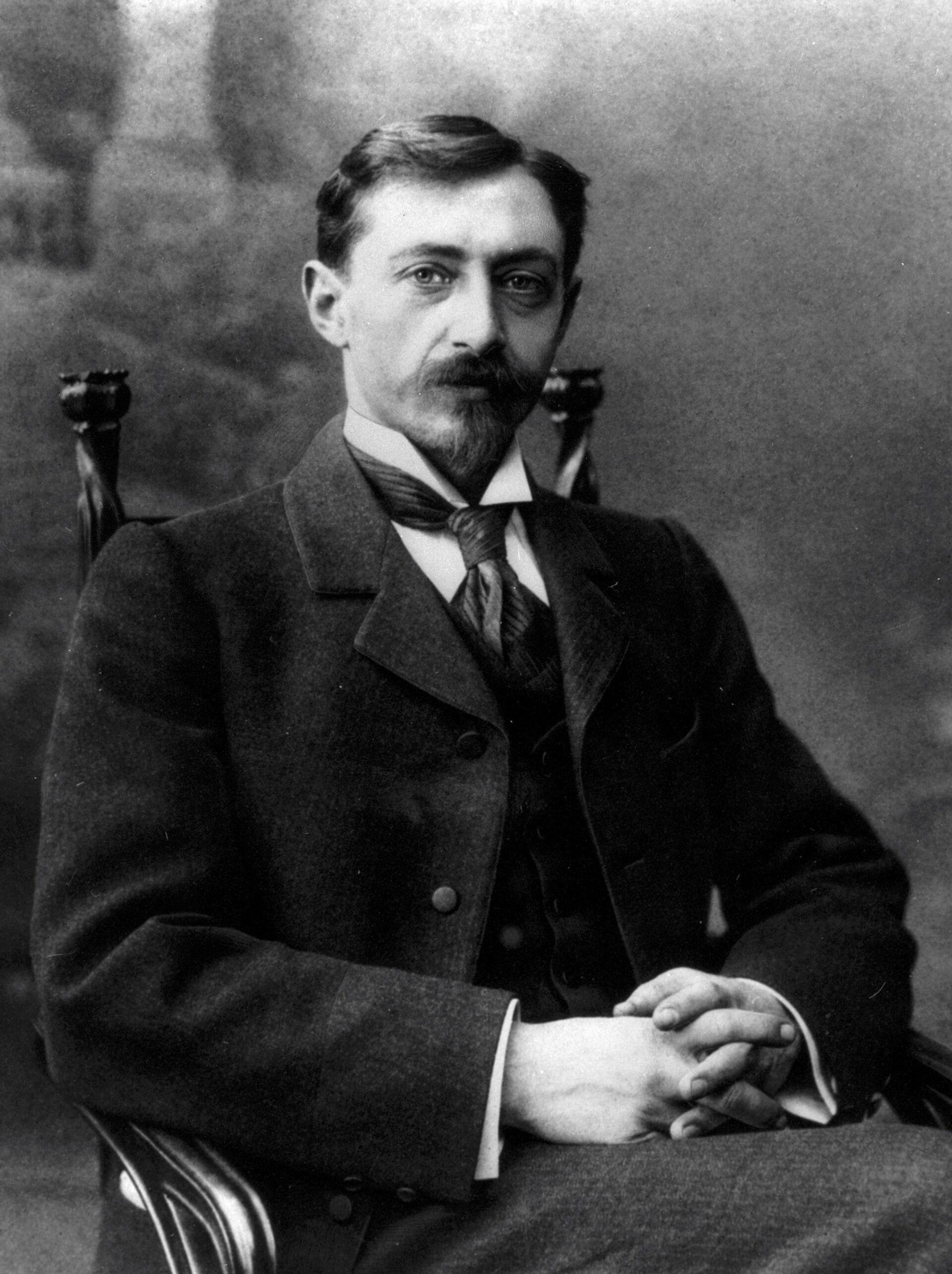 Русский писатель Иван Алексеевич Бунин - РИА Новости, 1920, 19.09.2021