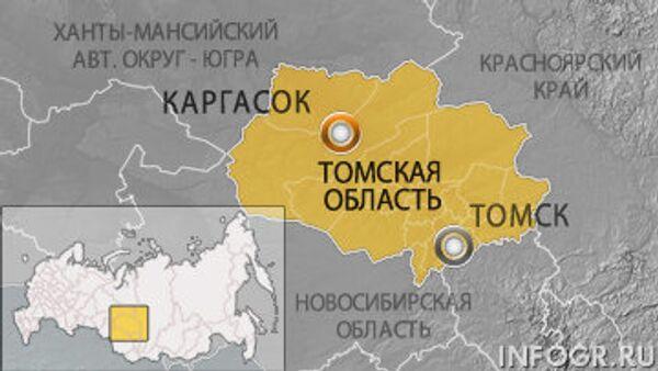В Томской области скорая помощь задавила девушку