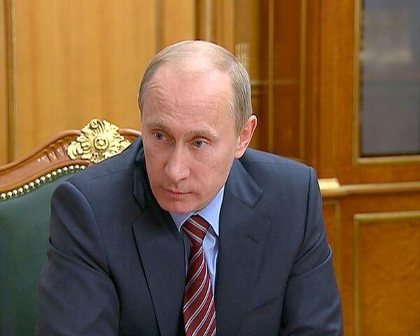 Путин доволен, что цены на роуминг в России снизятся в разы
