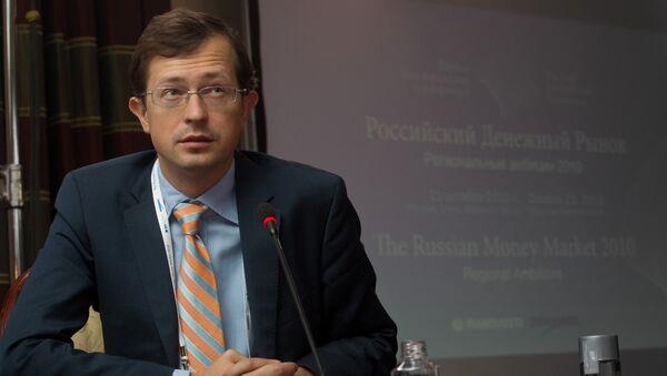 Заместитель министра финансов РФ Алексей Саватюгин. Архив