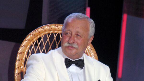 Л.Якубович на праздновании своего 60-ти летия