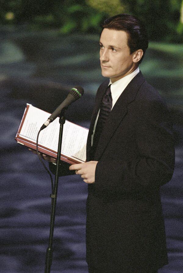 Олег Меньшиков. Архив