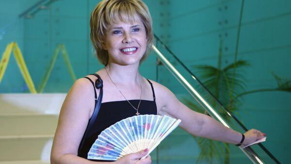 Актриса театра и кино Татьяна Догилева