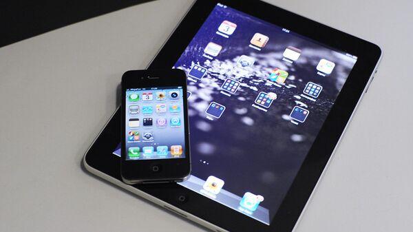 Apple iPhone и Apple iPad. Архив