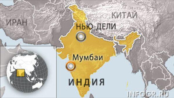 Самолет Delta Air Lines совершил экстренную посадку в Мумбаи из-за подозрительного груза
