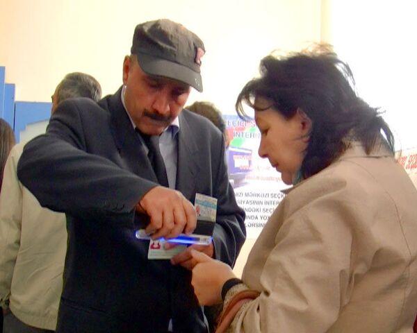 За парламентскими выборами в Азербайджане наблюдали представители СНГ