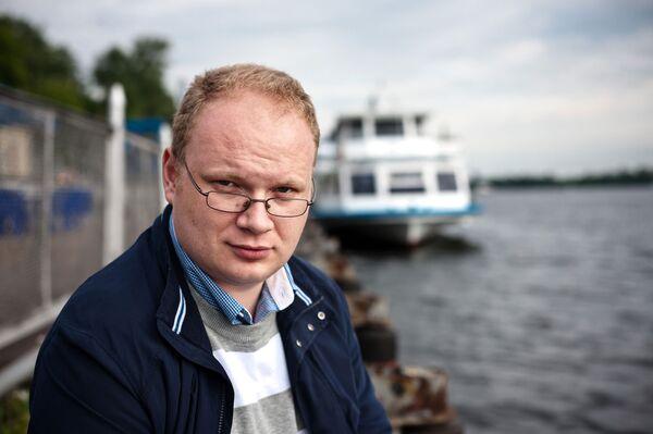 Журналист Олег Кашин окончательно пришел в сознание. Архив