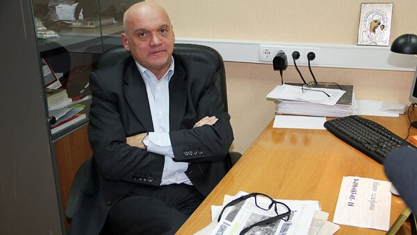Игорь Белоусов. Архив