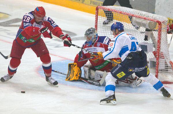 Хоккей. Кубок Карьяла - 2010. Матч Финляндия - Россия