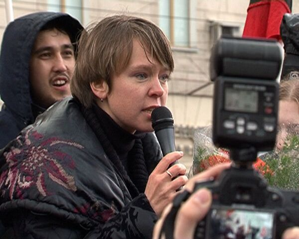 Митинг в поддержку Кашина, Фетисова и Бекетова прошел в Москве