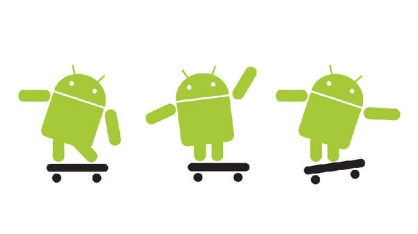 Логотип ОС Android. Архивное фото