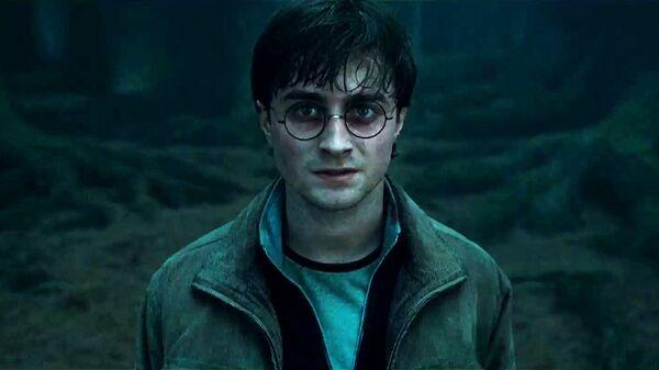 Кадр из фильма Гарри Поттер и Дары Смерти. Часть 1