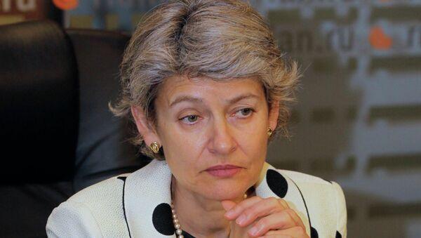 Генеральный директор ЮНЕСКО Ирина Бокова, архивное фото